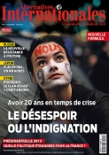Revue Alternatives internationales, mars 2012, La Guerre de l'eau aura-t-elle lieu ?, Franck Galland