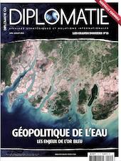 Géopolitique de l'eau, Revue Diplomatie, juin 2013, Les opérateurs français face aux défis des ressources en eau, Franck Galland