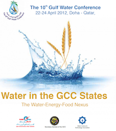 Franck Galland, Emergency preparedness and crisis response in water management, Gulf Water Conference